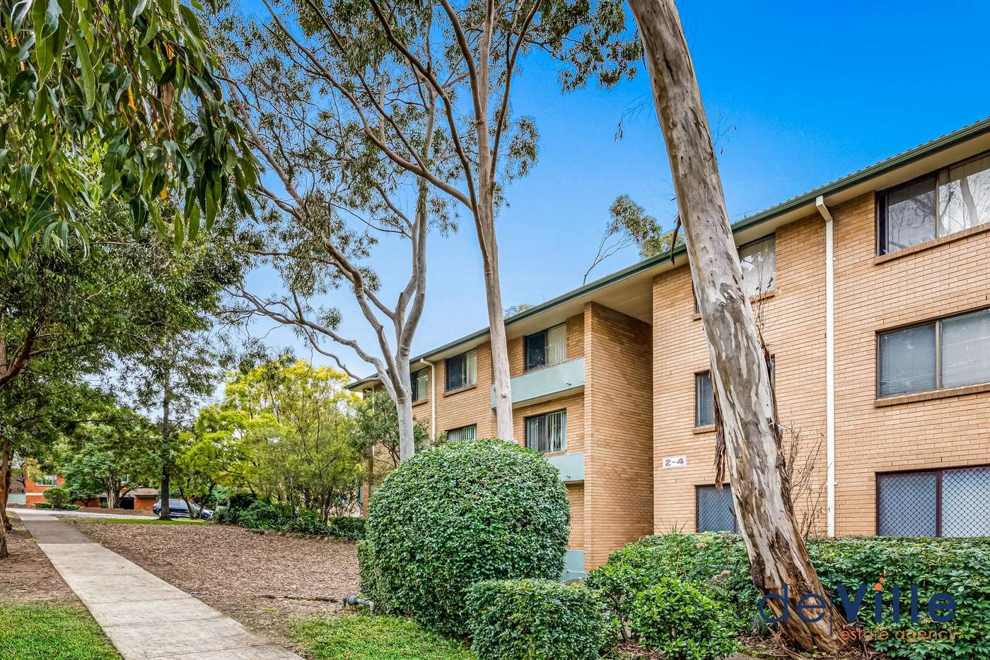 Main view of Homely unit listing, 1/2-4 Tiara Place, Granville NSW 2142