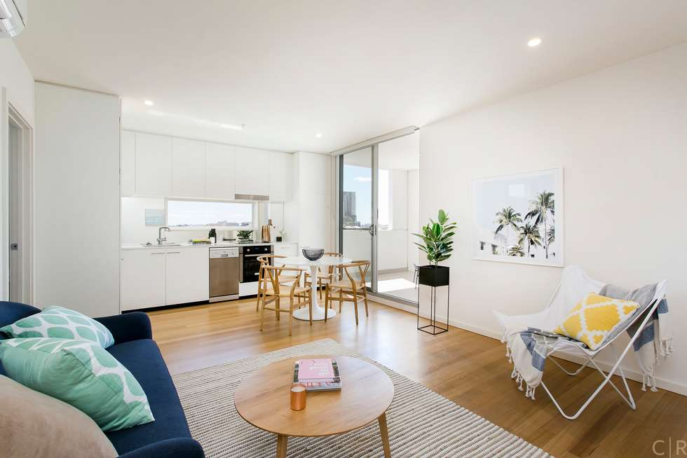 Second view of Homely apartment listing, 404/14 Gilbert Street, Adelaide SA 5000