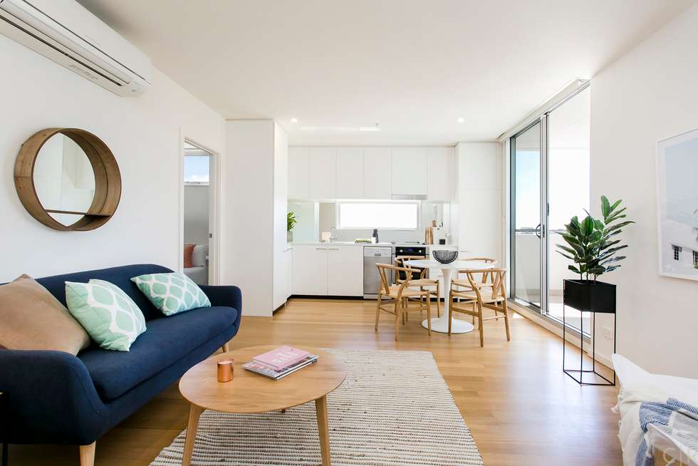Third view of Homely apartment listing, 404/14 Gilbert Street, Adelaide SA 5000
