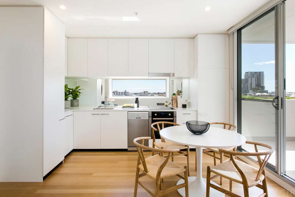 Fourth view of Homely apartment listing, 404/14 Gilbert Street, Adelaide SA 5000