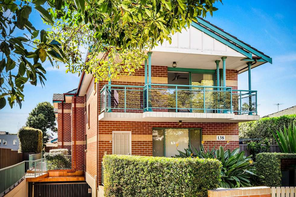 Second view of Homely townhouse listing, 2/138 Edenholme Road, Wareemba NSW 2046