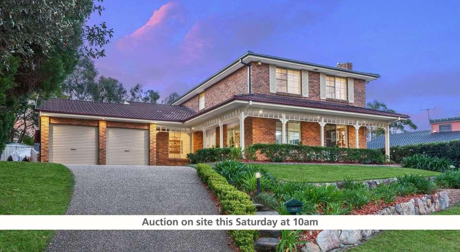 9 Lemonwood Place, Castle Hill NSW 2154