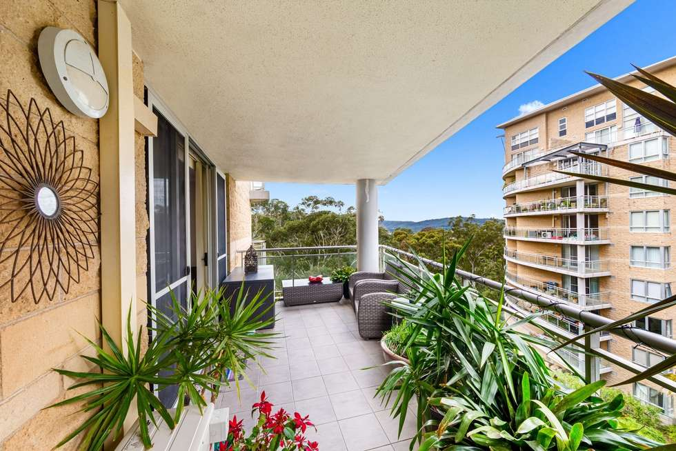 Second view of Homely unit listing, 352/80 John Whiteway Drive, Gosford NSW 2250
