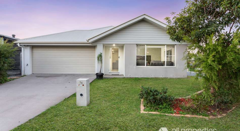 76 Darlington Drive, Yarrabilba QLD 4207