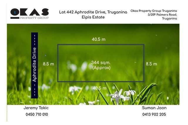 LOT 442 Aphrodite Drive, Truganina VIC 3029