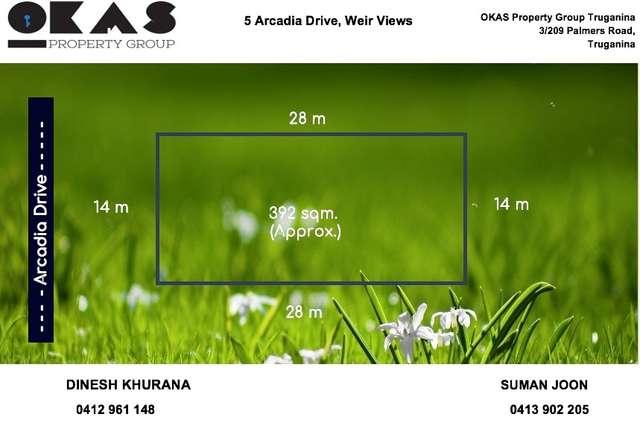 5 Arcadia Drive, Weir Views VIC 3338