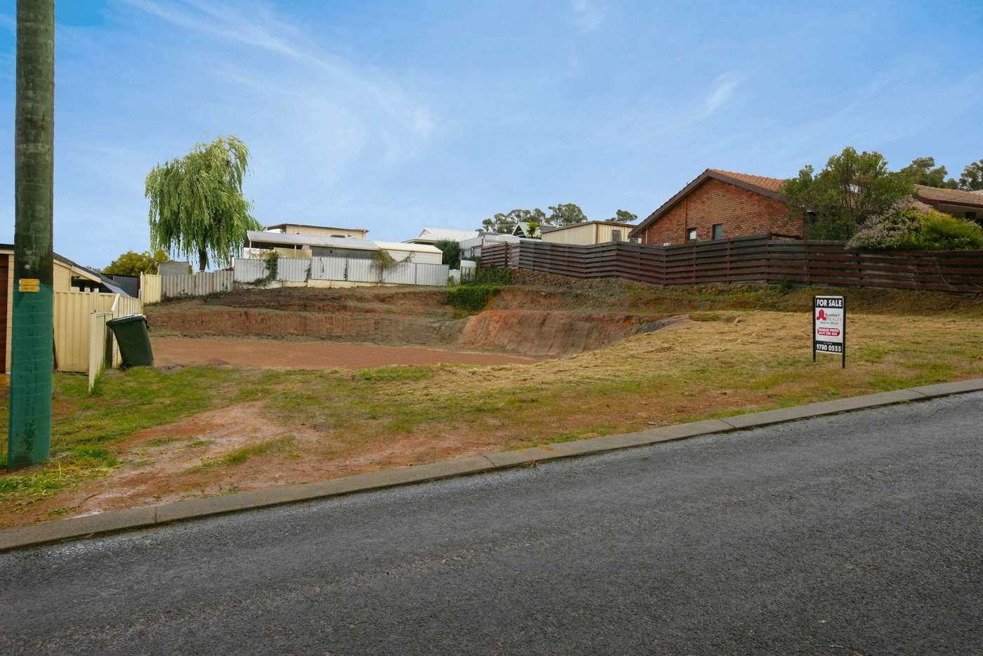 Main view of Homely residentialLand listing, 299 Steere Street North, Collie WA 6225
