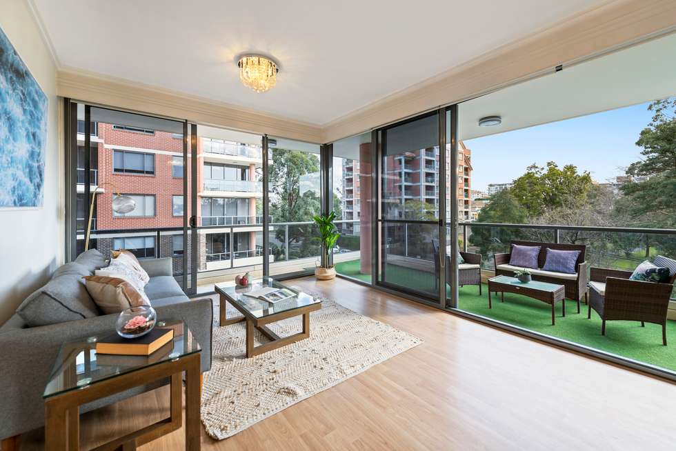 Second view of Homely apartment listing, 141/8-12 Thomas Street, Waitara NSW 2077