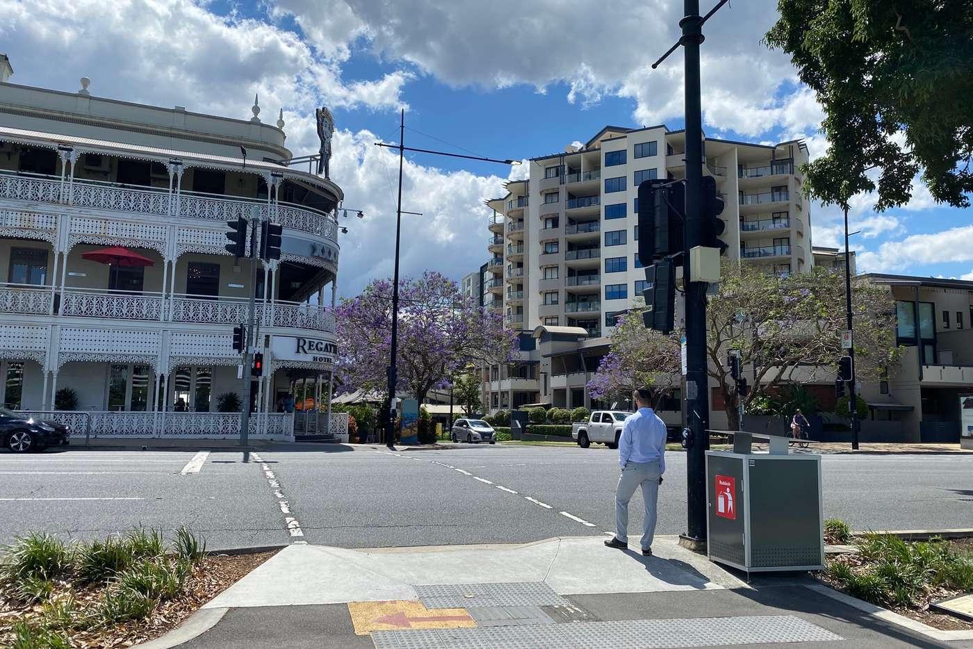 Main view of Homely unit listing, 33/9 Sylvan Road, Toowong QLD 4066