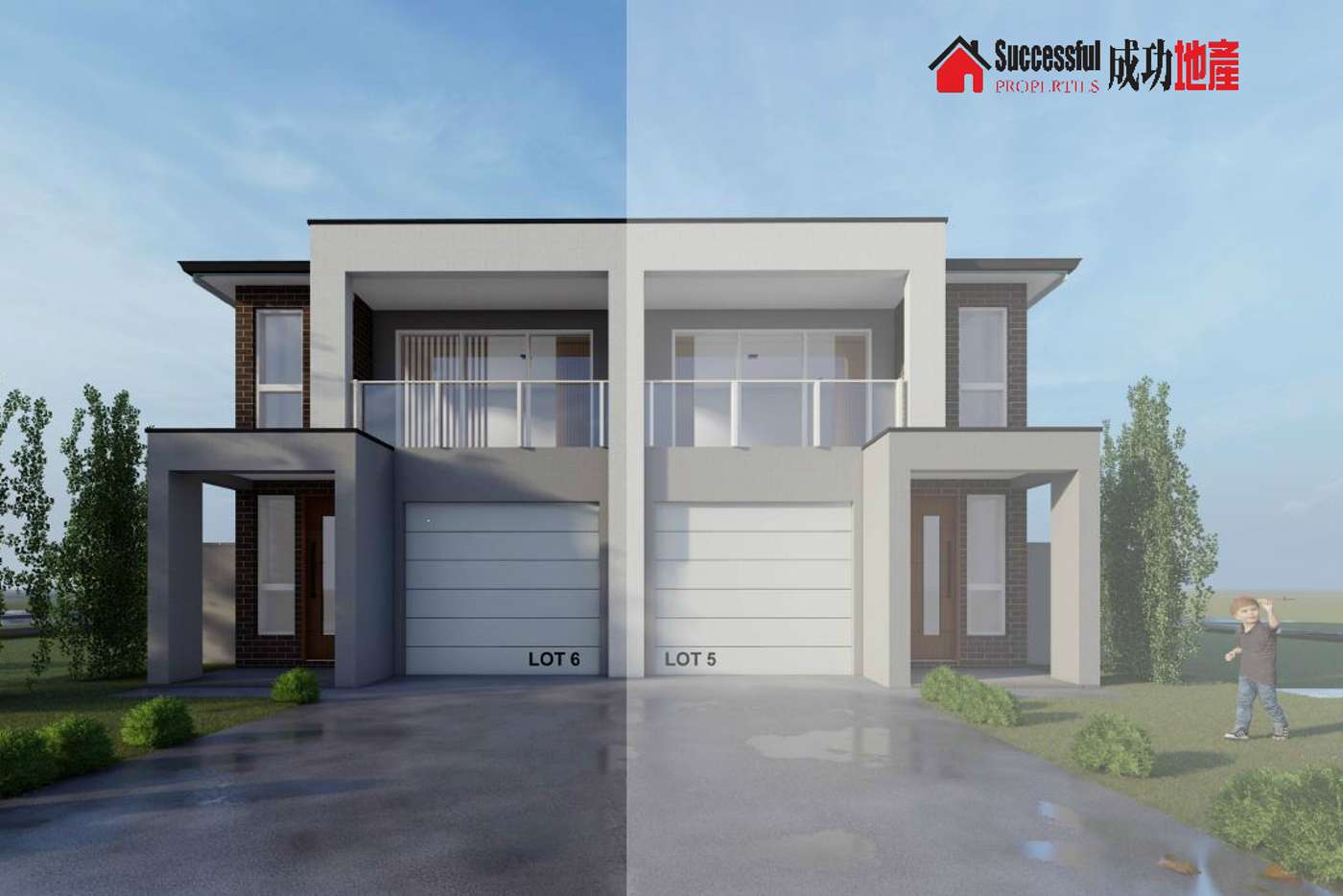 Main view of Homely semiDetached listing, 12 Arilla Close, Schofields NSW 2762
