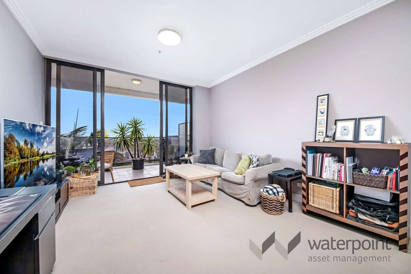 Main view of Homely apartment listing, 602/11 Australia Avenue, Sydney Olympic Park NSW 2127