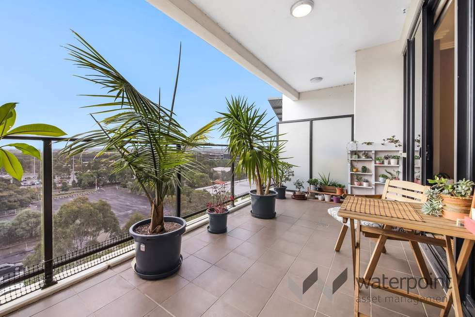 Second view of Homely apartment listing, 602/11 Australia Avenue, Sydney Olympic Park NSW 2127