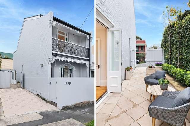 4 Gordon Street, Rozelle NSW 2039