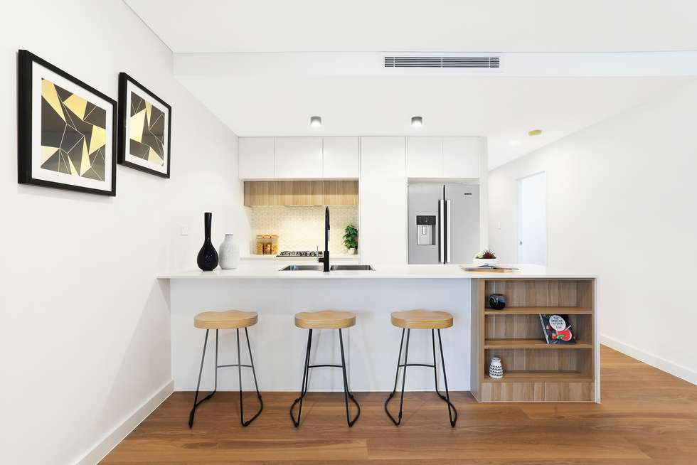 Second view of Homely apartment listing, 501/2 Murrell Street, Ashfield NSW 2131