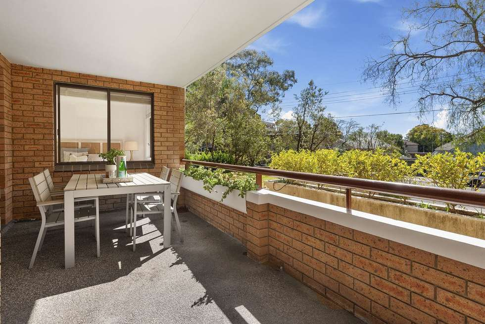 Second view of Homely apartment listing, 2/44-46 Florence Street, Hornsby NSW 2077