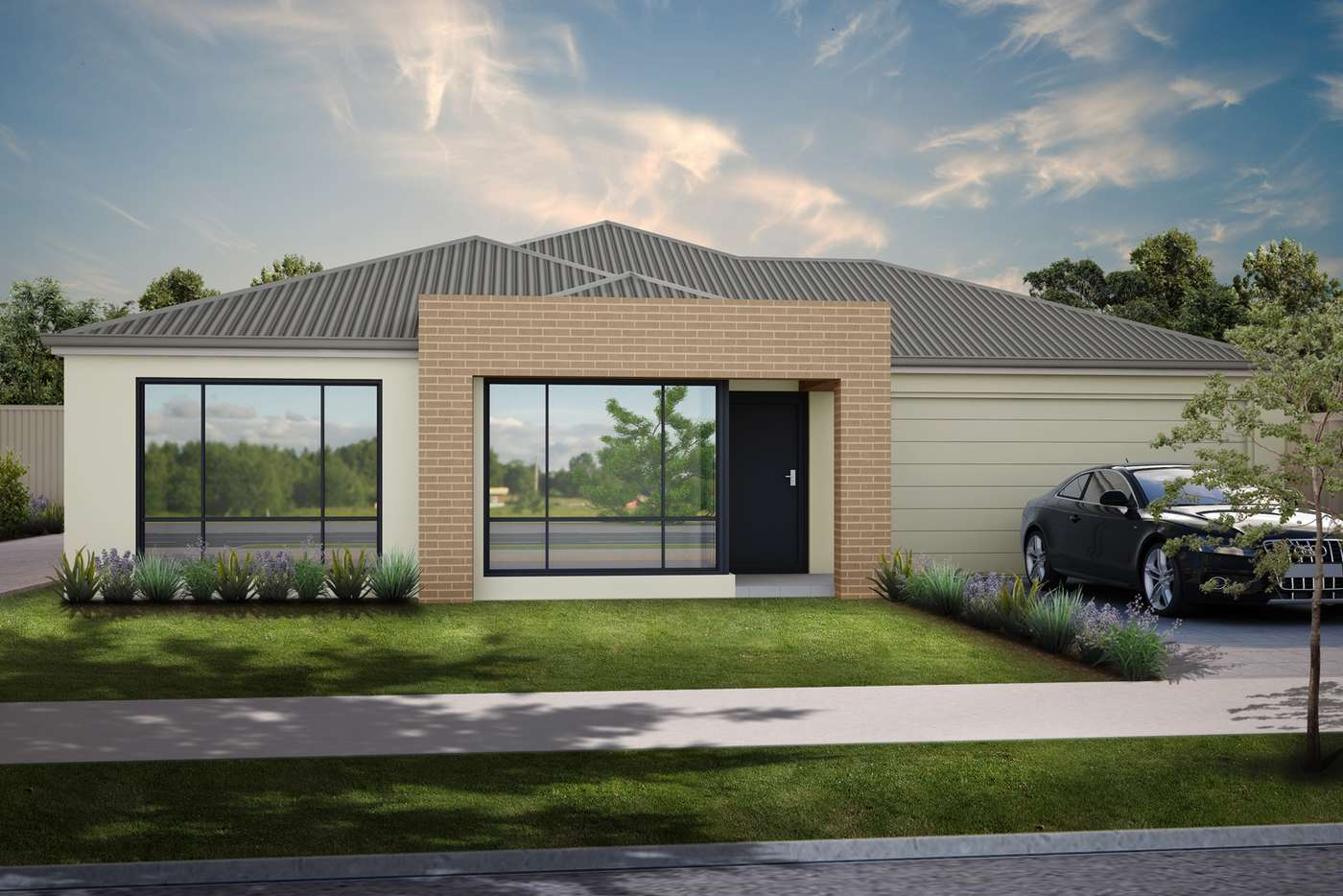 Main view of Homely villa listing, 23C Moulden Avenue, Yokine WA 6060