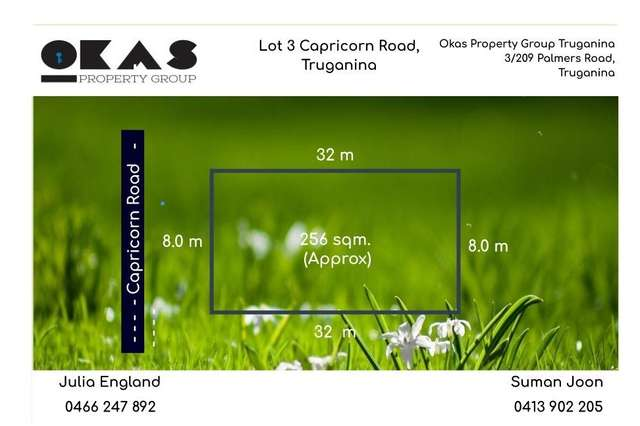 LOT 3 Capricorn Road, Truganina VIC 3029