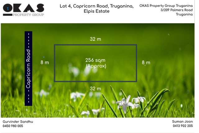 LOT 4 Capricorn Road, Truganina VIC 3029