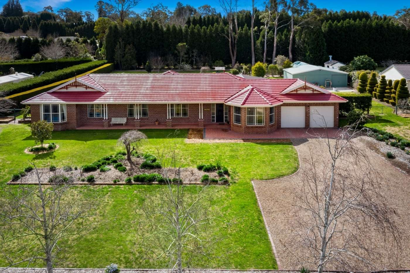 Main view of Homely house listing, 12 Stratford Way, Burradoo NSW 2576