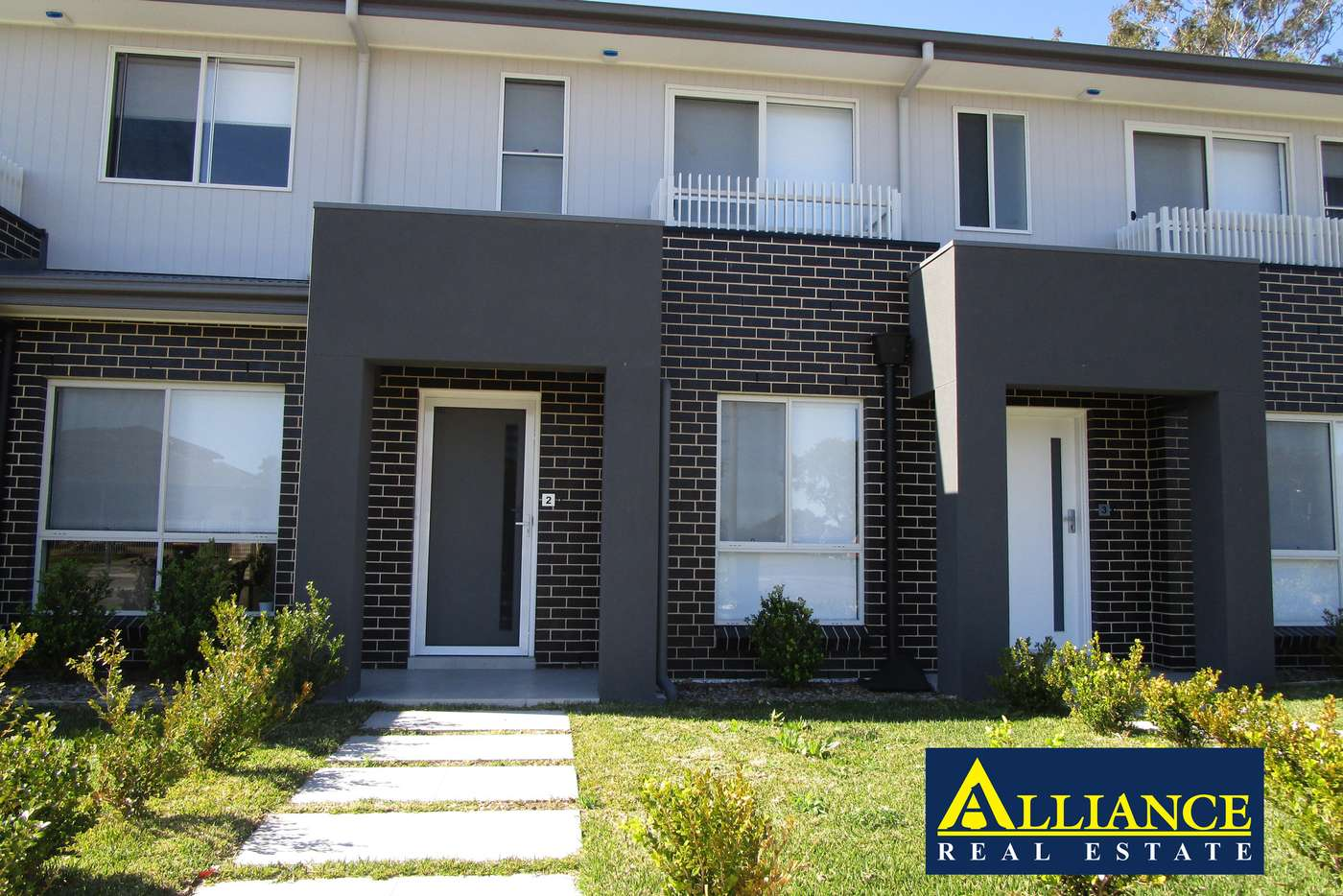 Main view of Homely townhouse listing, 2/30-32 Reserve Road, Casula NSW 2170