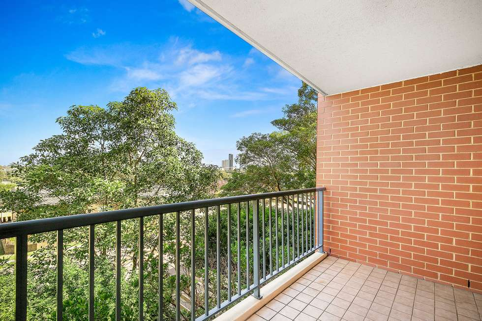 Second view of Homely apartment listing, 8i/19-21 George Street, North Strathfield NSW 2137