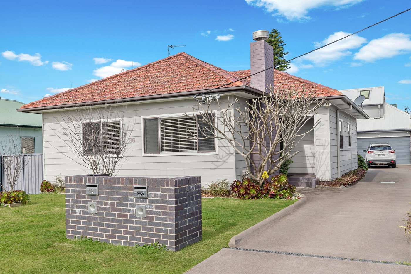 Main view of Homely house listing, 35 Fairfield Avenue, New Lambton NSW 2305