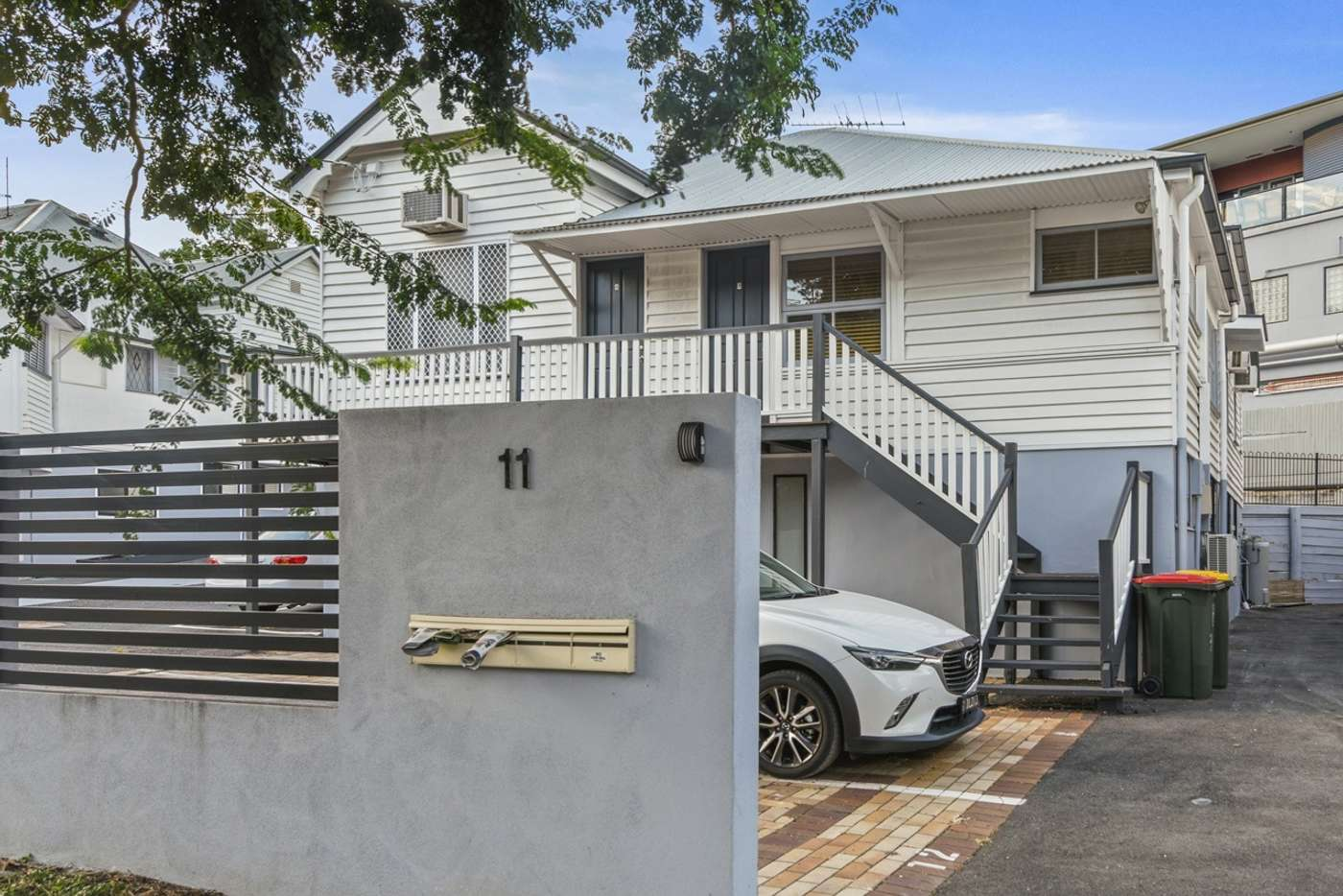 Main view of Homely unit listing, 3/11 Munro Street, Auchenflower QLD 4066