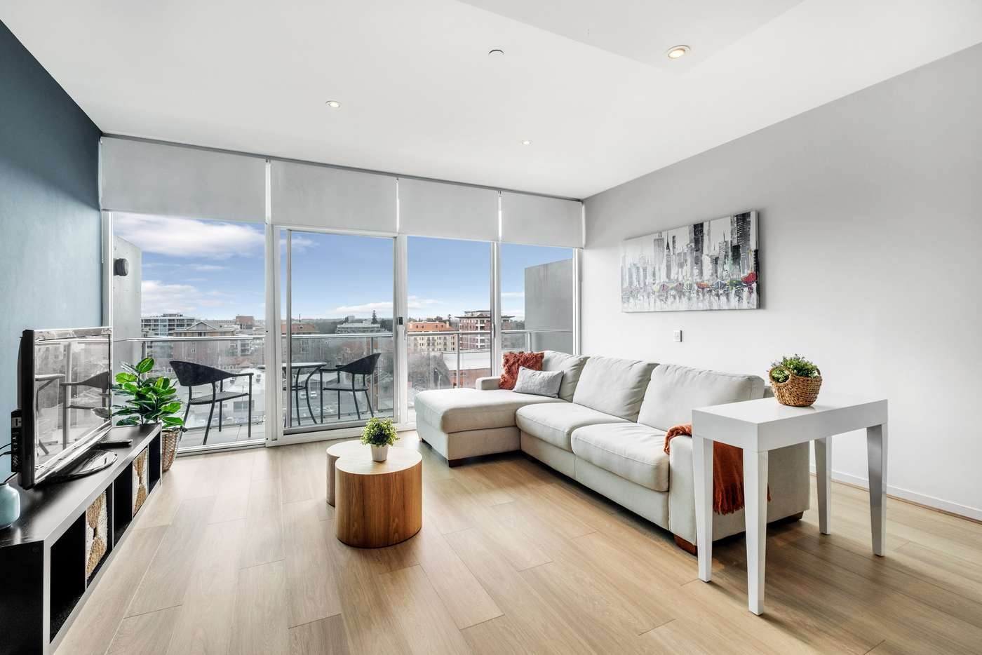 Fifth view of Homely apartment listing, 15/261 Pirie Street, Adelaide SA 5000