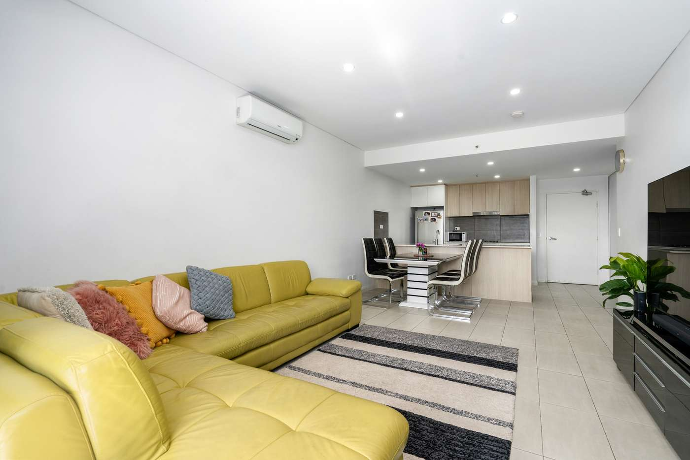 Fifth view of Homely apartment listing, 410/18 Harrow Road, Auburn NSW 2144