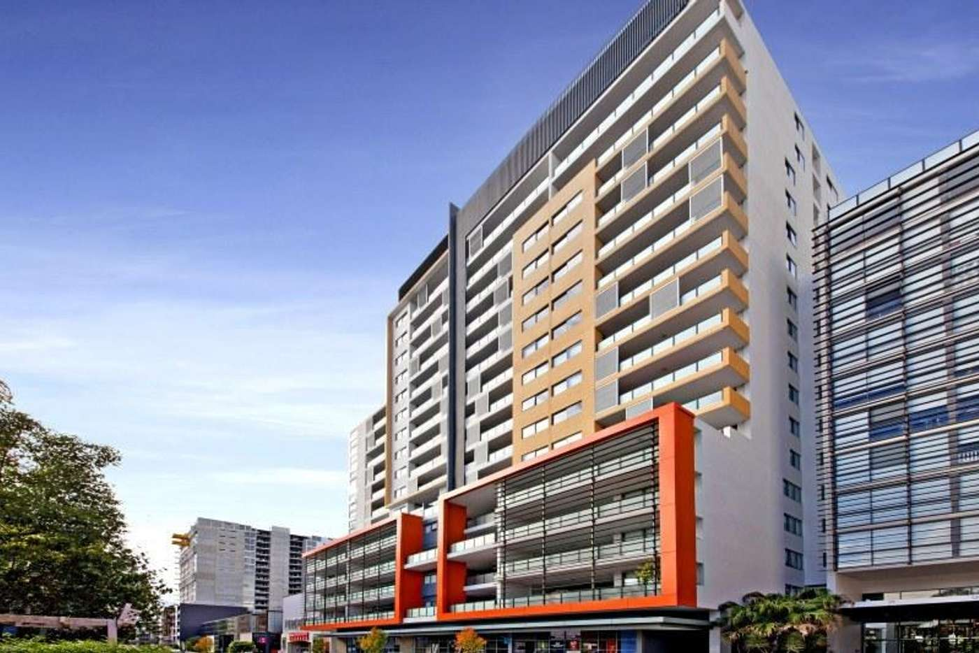 Main view of Homely apartment listing, 1208a/8 Cowper Street, Parramatta NSW 2150