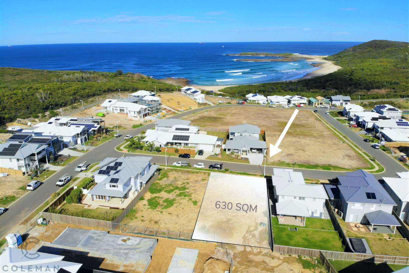 Main view of Homely residentialLand listing, 21 Anouska Street, Catherine Hill Bay NSW 2281
