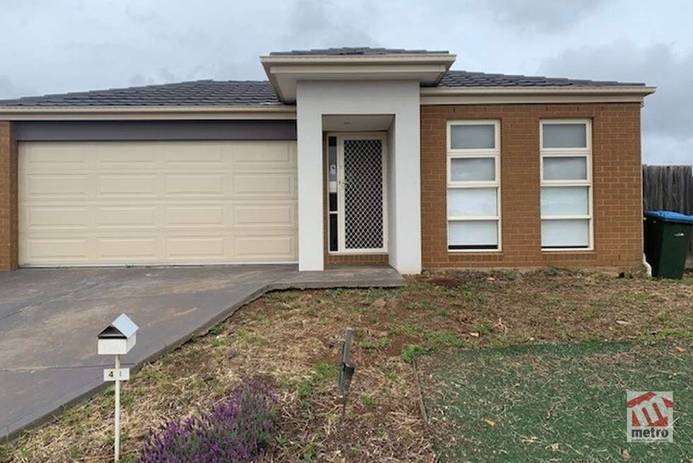 Second view of Homely house listing, 41 Mermaid Crescent, Wyndham Vale VIC 3024