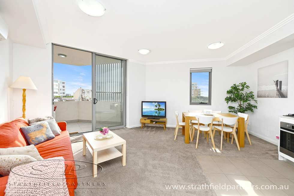 Third view of Homely apartment listing, 301/11-13 Hercules Street, Ashfield NSW 2131