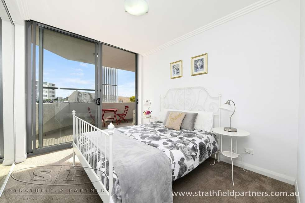 Fourth view of Homely apartment listing, 301/11-13 Hercules Street, Ashfield NSW 2131