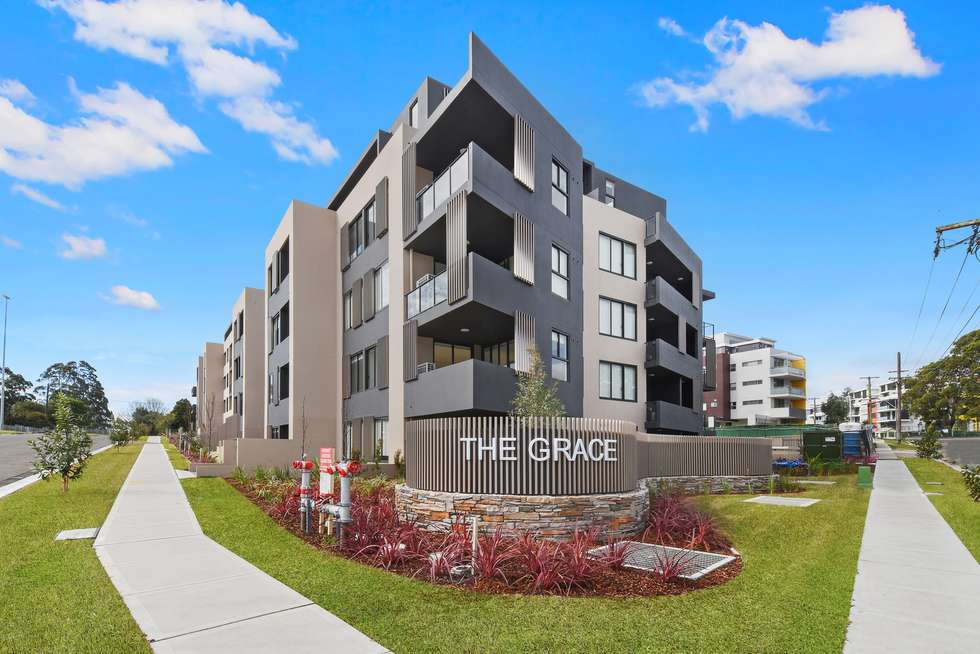Second view of Homely apartment listing, 46/2-4 Lodge Street, Hornsby NSW 2077