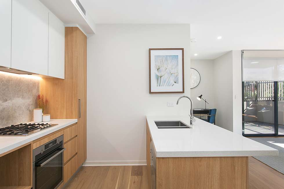 Third view of Homely apartment listing, 46/2-4 Lodge Street, Hornsby NSW 2077