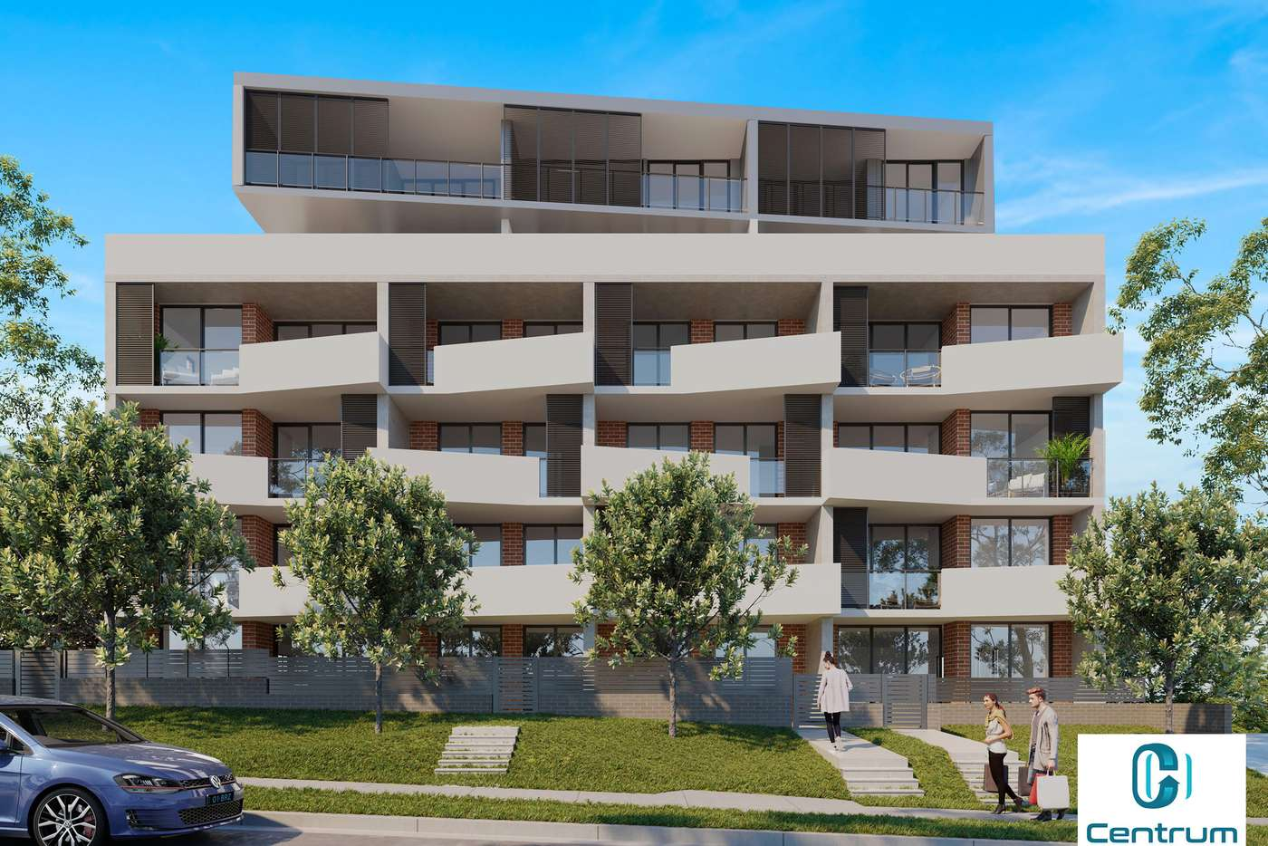 Main view of Homely apartment listing, 140 High Street, Penrith NSW 2750