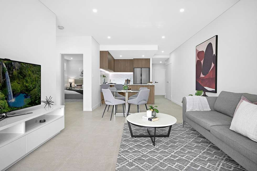 Second view of Homely apartment listing, 140 High Street, Penrith NSW 2750