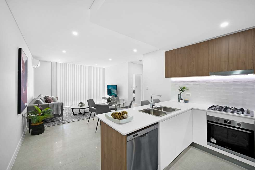 Fourth view of Homely apartment listing, 140 High Street, Penrith NSW 2750