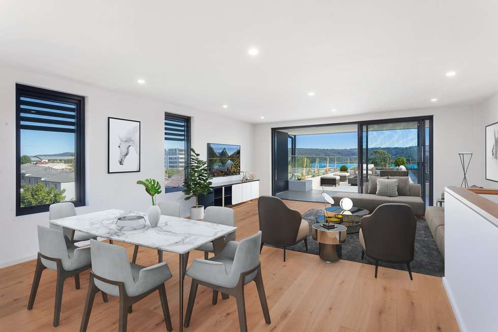 Second view of Homely unit listing, 23B/46 Frederick Street, Point Frederick NSW 2250