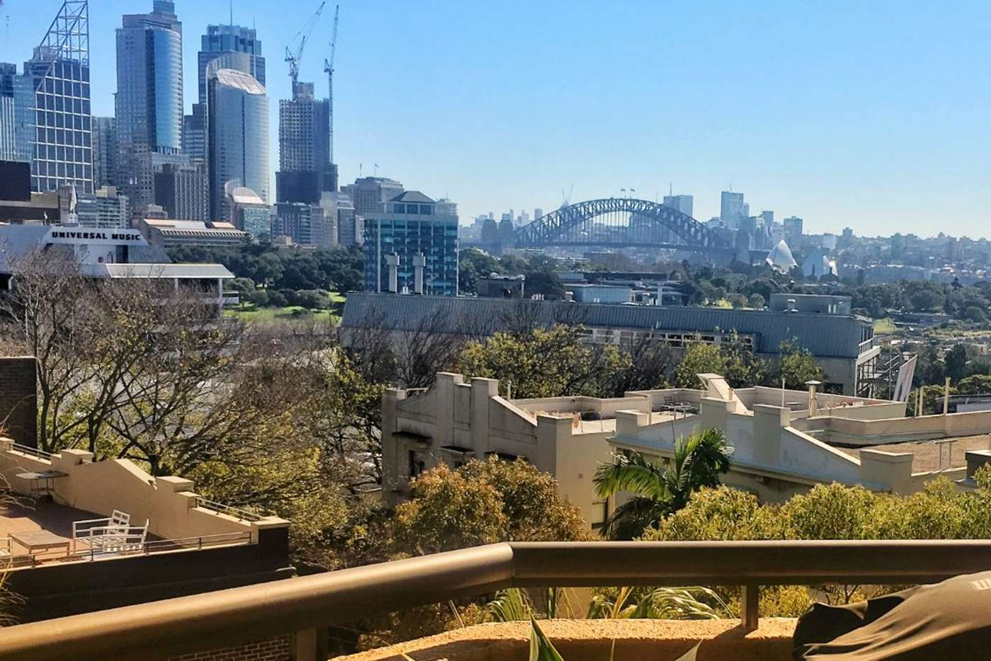 Main view of Homely apartment listing, 17/5-15 Farrell Avenue, Darlinghurst NSW 2010