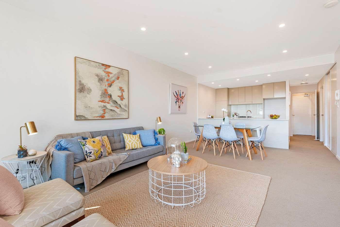 Main view of Homely apartment listing, A403/359 Illawarra Road, Marrickville NSW 2204