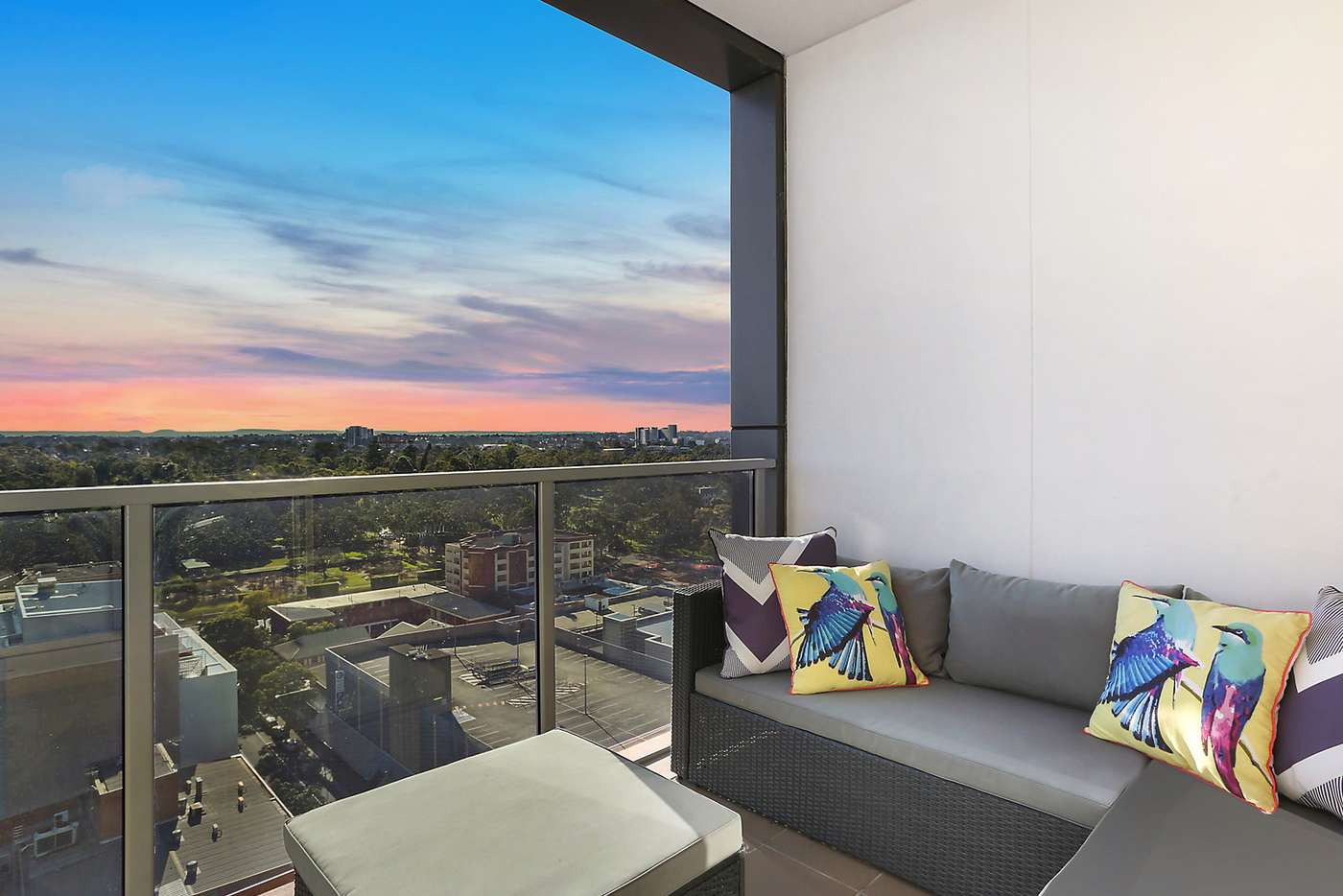 Main view of Homely apartment listing, 1501/29 Hunter Street, Parramatta NSW 2150