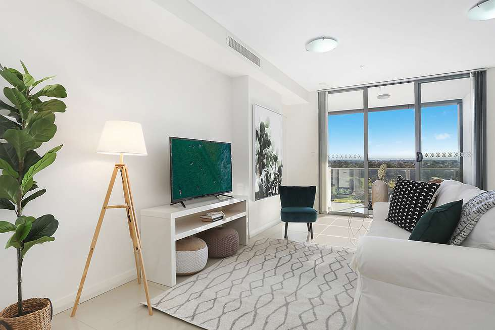 Third view of Homely apartment listing, 1501/29 Hunter Street, Parramatta NSW 2150