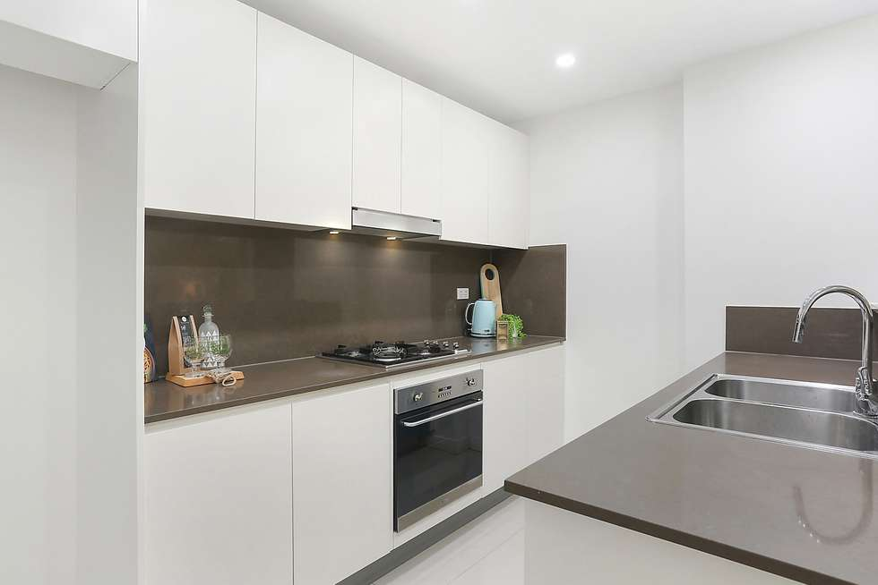 Fourth view of Homely apartment listing, 1501/29 Hunter Street, Parramatta NSW 2150