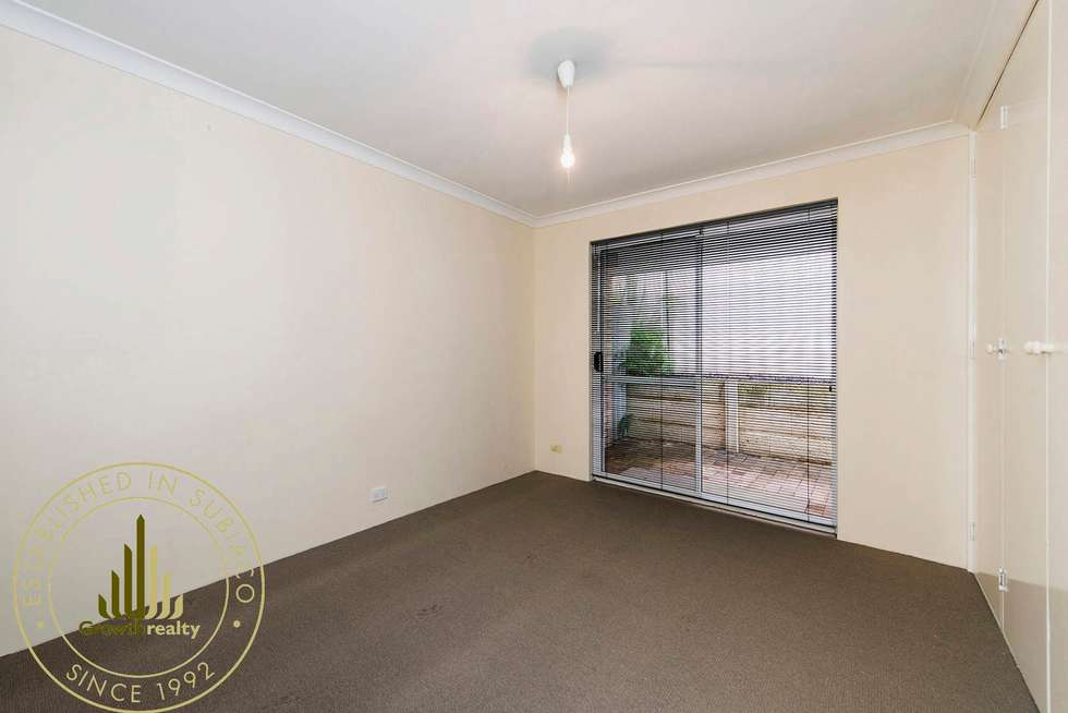 Fifth view of Homely villa listing, 6/119 Kimberley Street, West Leederville WA 6007