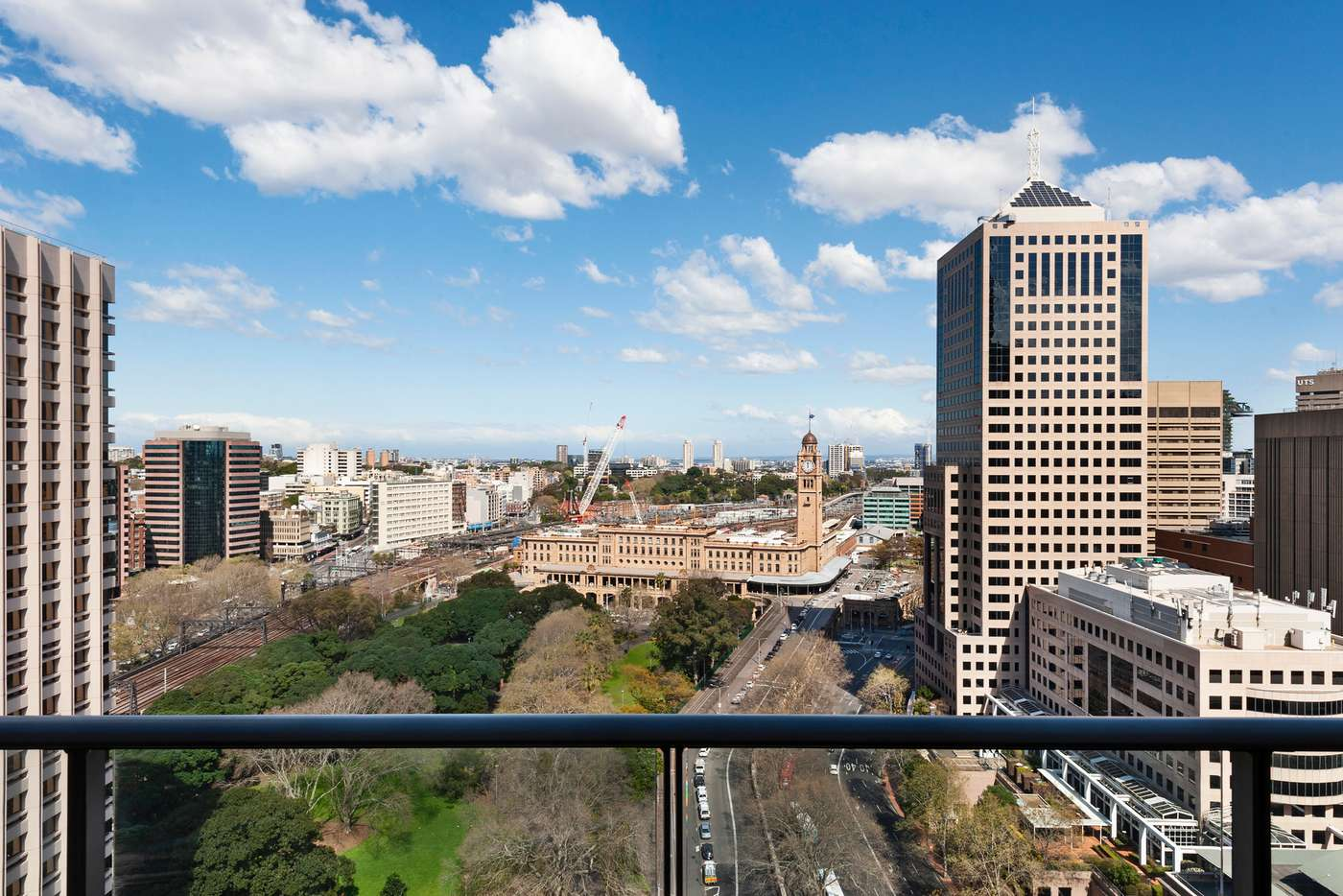 Main view of Homely apartment listing, 281/420 Pitt Street, Sydney NSW 2000