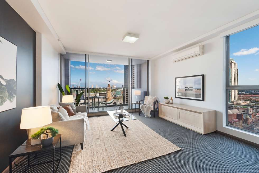 Second view of Homely apartment listing, 281/420 Pitt Street, Sydney NSW 2000