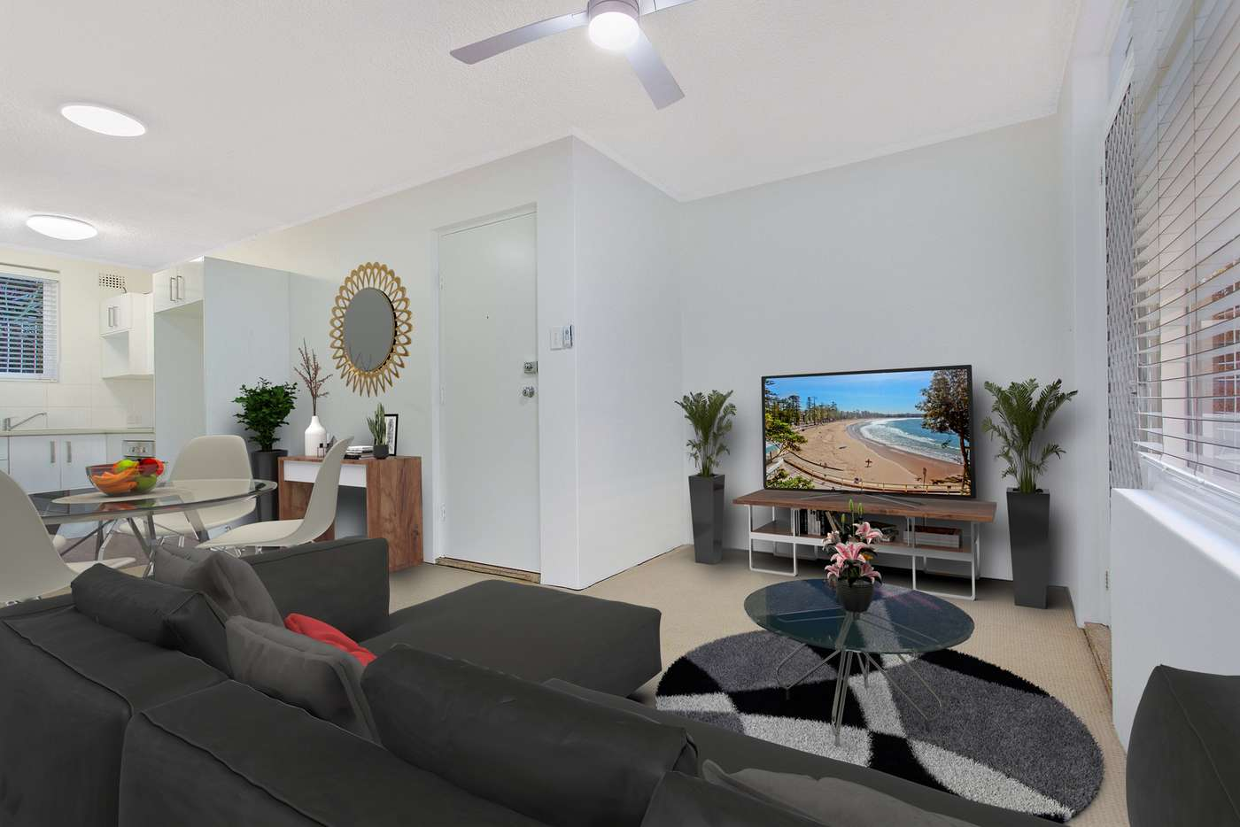 Main view of Homely apartment listing, 3/6 Campbell Parade, Manly Vale NSW 2093