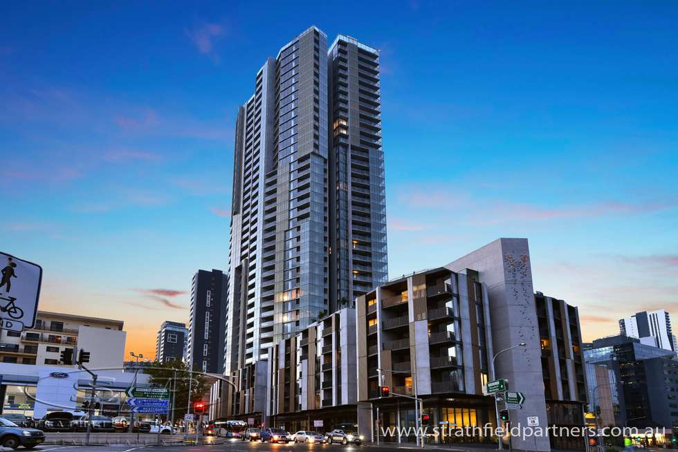 Second view of Homely apartment listing, 1202/88 Church Street, Parramatta NSW 2150